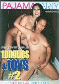 Tongues & Toys #2 Porn Video