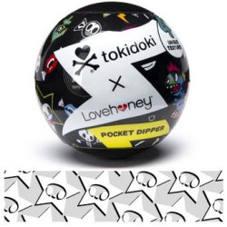Tokidoki Pocket Dipper Pleasure Cup - Star Texture Sex Toy
