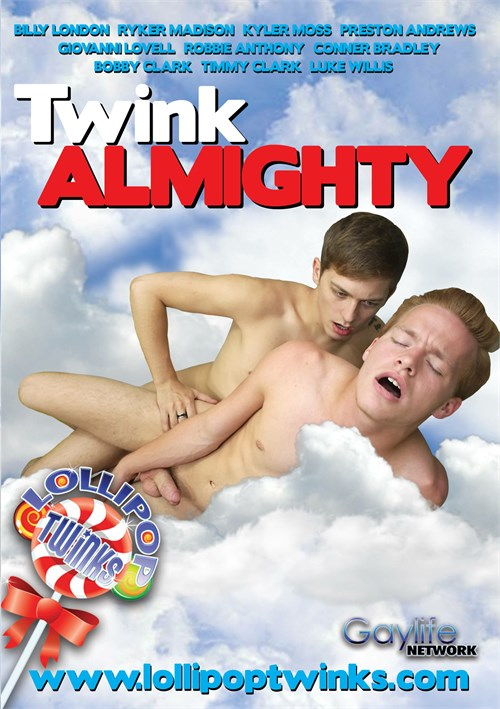 Twink Almighty Boxcover