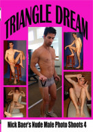 Nick Baer's Nude Male Photo Shoots 4 Boxcover