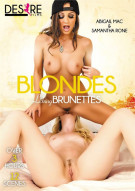 Blondes Licking Brunettes Porn Video