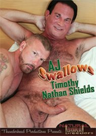 AJ Swallows Timothy Nathan Shields HD gay porn streaming video from Natural Born Breeders.