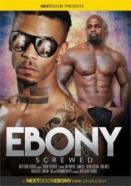 Ebony Screwed HD gay porn streaming video from Next Door Studios.