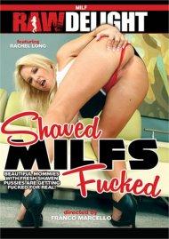 Shaved MILFS Fucked Porn Movie