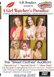 Girl Watcher's Paradise Volume 2043, A Porn Video