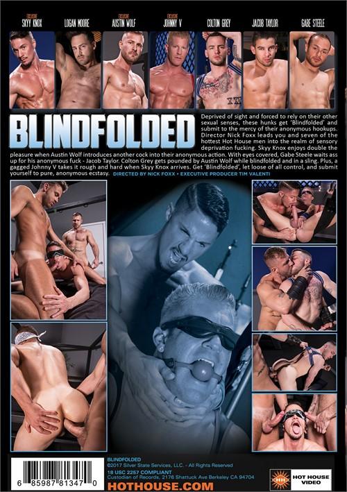 Blind Fold Gay Porn