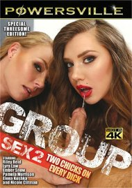 Group Sex 2: Two Chicks On Every Dick Porn Movie