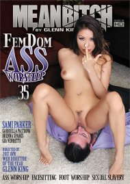 FemDom Ass Worship 35 Movie