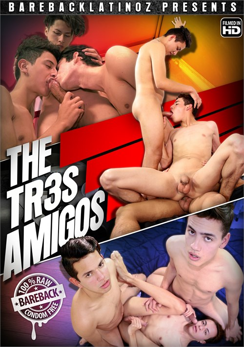 The Tr3s Amigos Boxcover
