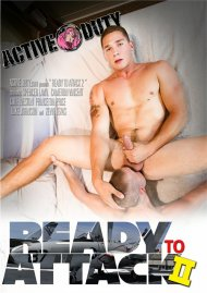 Ready to Attack 2 gay porn DVD from Active Duty