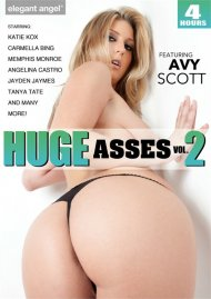 Huge Asses Vol. 2 Porn Video