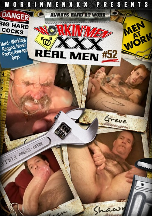 Real Men 52 Boxcover
