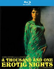 Thousand And One Erotic Nights, A Blu-ray