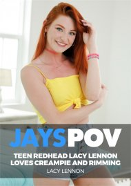 Teen Redhead Lacy Lennon Loves Creampie And Rimming image