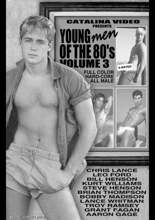 Young Men of the 80's #3 Boxcover