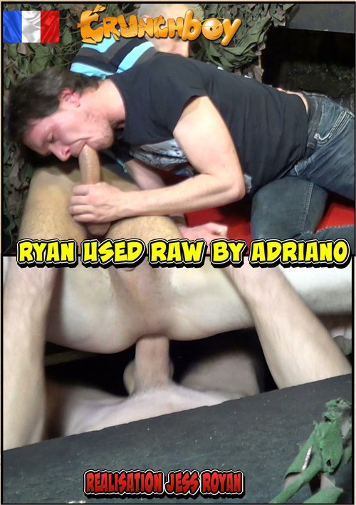 Ryan Used Raw by Adriano Boxcover