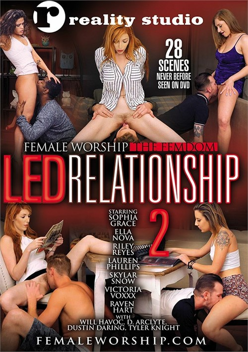 "Female Worship ""The Femdom Led Relationship"" 2"