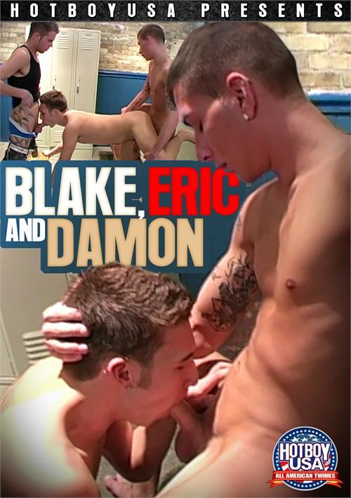 Blake, Eric & Damon Boxcover