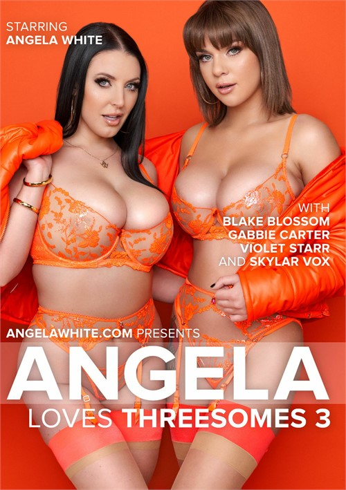 Angela Loves Threesomes 3