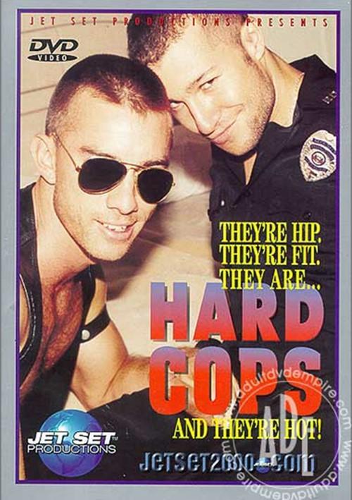 Hard cops gay porno