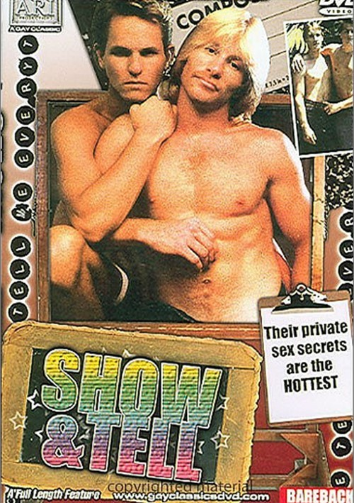 Show & Tell Boxcover