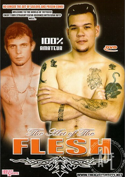Art of the Flesh, The Boxcover