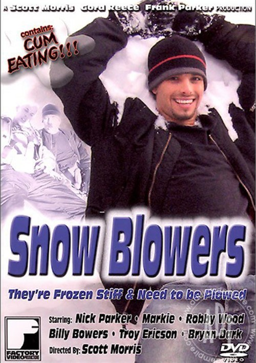 Snow Blowers Boxcover