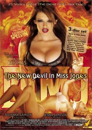 New Devil In Miss Jones, The image