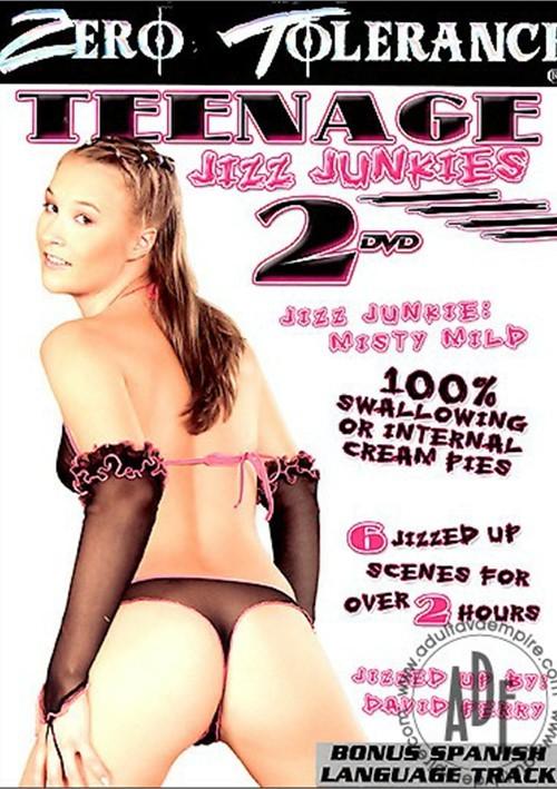 Teenage Jizz Junkies 2