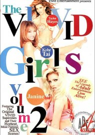 Vivid Girls Vol. 2, The image