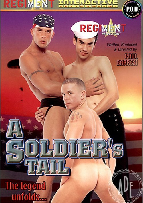 Soldier's Tail, A Boxcover
