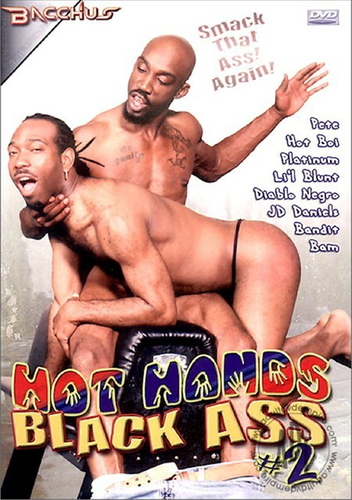 Hot Hands Black Ass #2 Boxcover