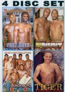 Black #1 (4 Pack) (Bacchus) Gay Porn Movie