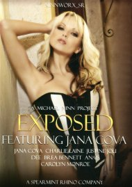 Exposed featuring Jana Cova Porn Video