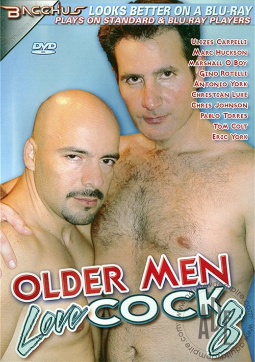 Older Men Love Cock 8 Boxcover