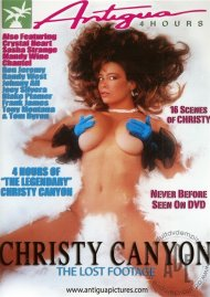 Christy Canyon: The Lost Footage Porn Video