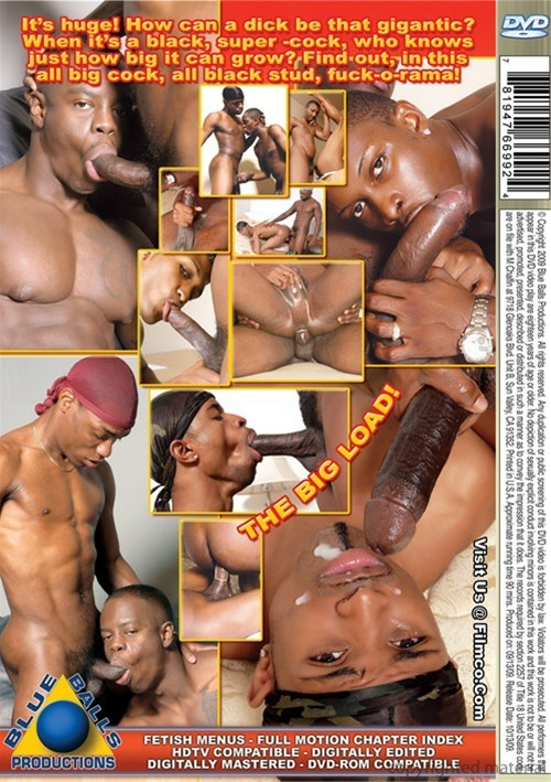 Big black gay dicks videos