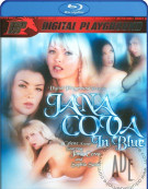 Jana Cova in Blue Blu-ray