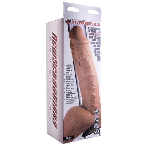 Pornstar realistic dildos