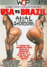 USA Vs Brazil Anal Showdown