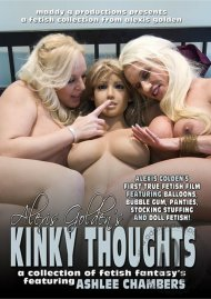 Alexis Golden's Kinky Thoughts Porn Video