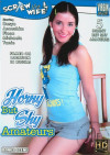 Horny But Shy Amateurs Boxcover
