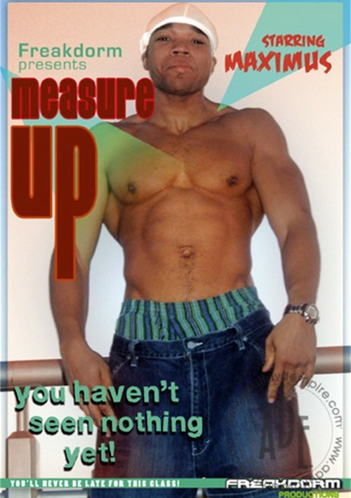 Measure Up Boxcover