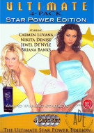 Ultimate 4-Pack: Star Power Porn Movie