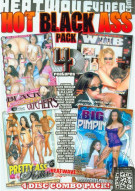 Hot Black Ass Pack Porn Movie
