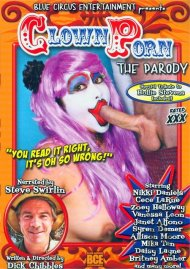 Clown Porn: The Parody