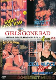Girls Gone Bad 4-Pack #1