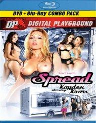 Spread (DVD + Blu-ray Combo) Blu-ray Porn Movie