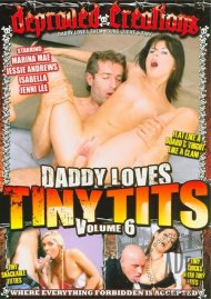 Daddy Loves Tiny Tits Vol. 6 Porn Video