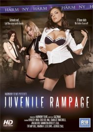 Juvenile Rampage Porn Video